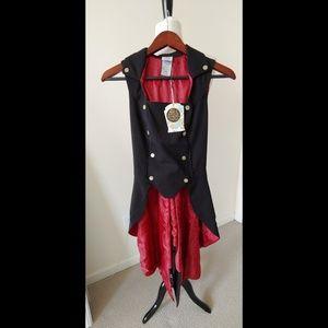Alice in Wonderland Overcoat